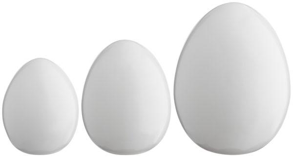 Set keramických vajíčok