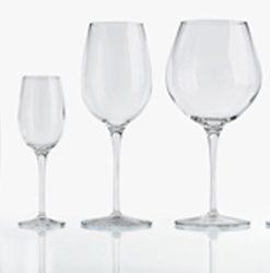 Krištáľová séria pohárov ADARA