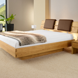 Drevené a čalúnené postele