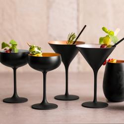 Koktejlové poháre