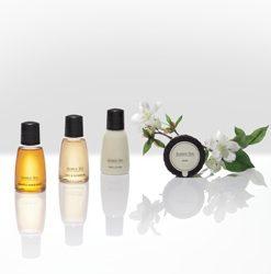 Hotelová kozmetika AMBER SPA
