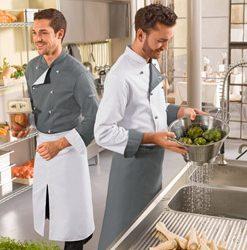 Zástery pre kuchárov
