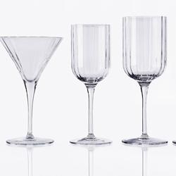 Krištáľová séria pohárov PINEGA