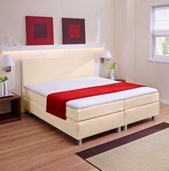 Hotelové postele a rošty