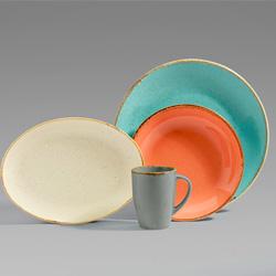 Porcelánové série