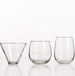 Séria pohárov STEMLESS