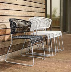 Terasové stoličky