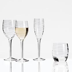 Krištáľová séria pohárov VIRTUAL