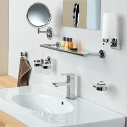 Vybavenie hotelovej kúpeľne