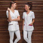 Oblečenie pre chyžné a wellness