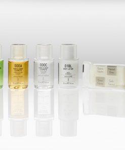 Vzorkový set vôní hotelovej kozmetiky