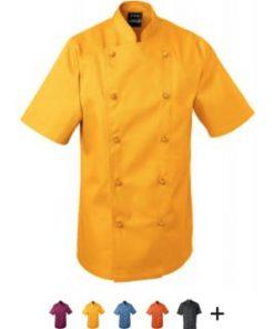Pánsky kuchársky rondón Paolo krátky rukáv