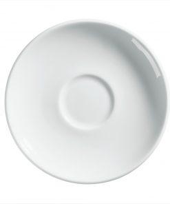 Podšálka pod espresso Allegri Colori biela
