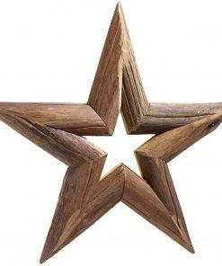 Drevená hviezda