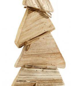 Dekoračný drevený stromček