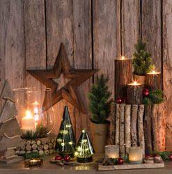 Prírodné Vianoce