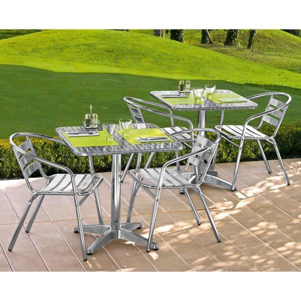 Hliníkový stôl Limona