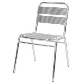 Hliníková stolička Limona