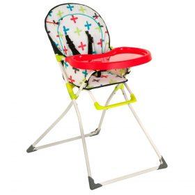 Sklápacia detská stolička Mac Baby Deluxe