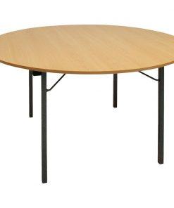Banketový stôl okrúhly