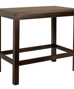 Vysoký stôl Carell hranatý