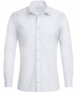 Pánska košeľa BASIC Slim Fit