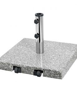 Granitový stojan na slnečník