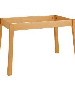 Konštrukcia pre stôl Coventry