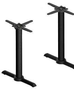 Dvojitá stolová podnož Regulo