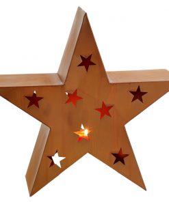 Dekoračný Svietnik hviezda