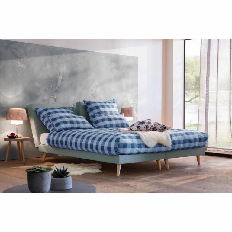Čalúnená posteľ Xara Denver dvojlôžková