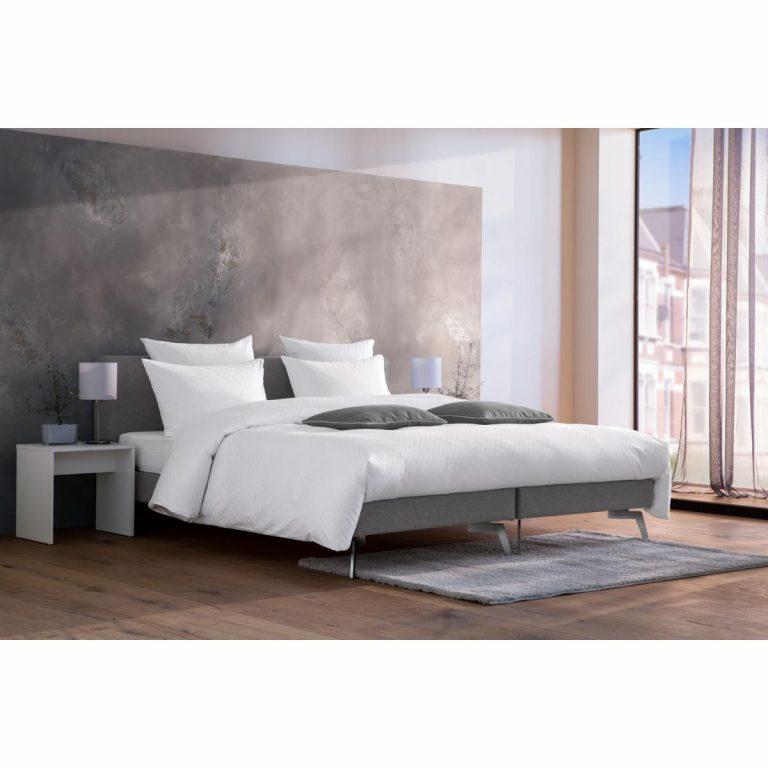 Čalúnená posteľ Iva Denver dvojlôžková