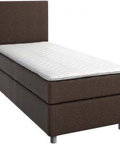 Boxspring posteľ jednolôžková kompletný set