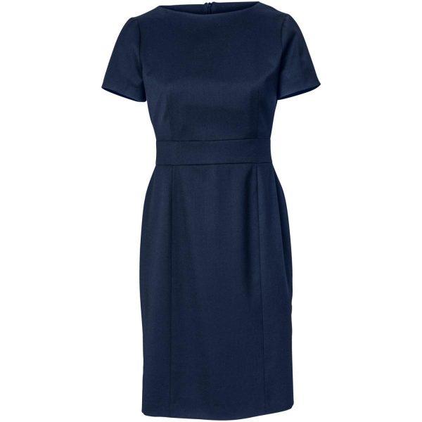 Dámske púzdrové šaty Leona
