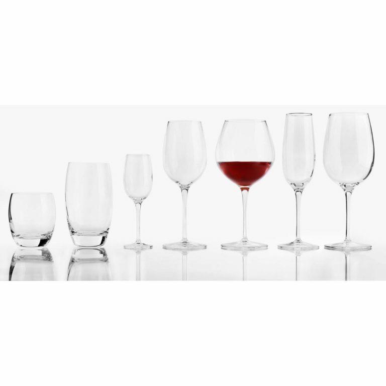 Pohár na červené víno Adara