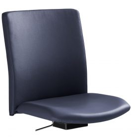 Sedadlo pre konferenčnú stoličku Sequencio Premium koženka