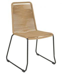 Stolička Filea bez podrúčok