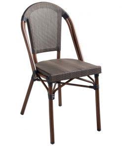 Stolička Rimalia bez podrúčok