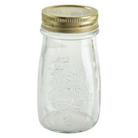 Fľaša s vrchnákom Siny