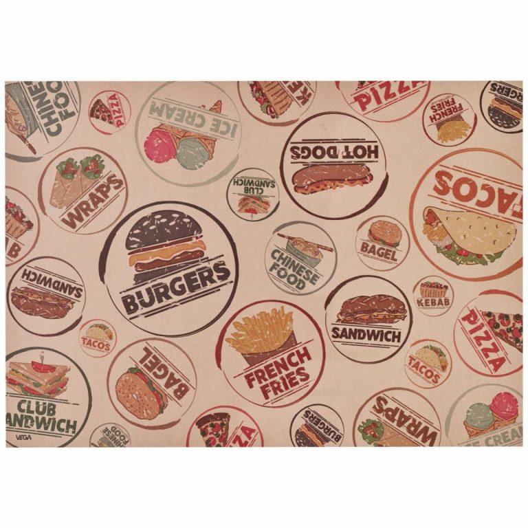 Papier na burger Peoria