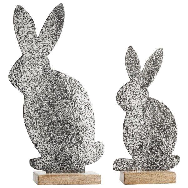 Dekoračné zajace