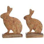 Stojan so zajacom