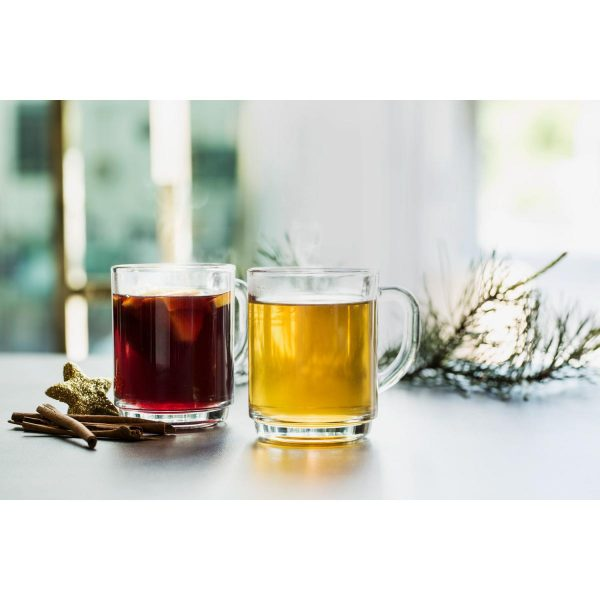 Pohár na čaj/varené víno Emilia