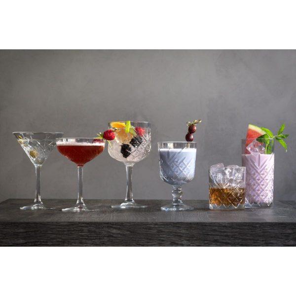 Koktejlový pohár Ines