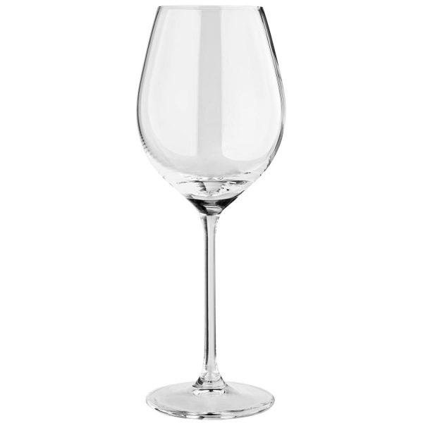 Pohár na biele víno Grazia s ryskou 0.1l