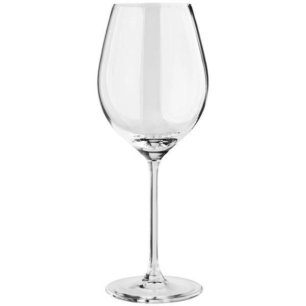 Pohár na červené víno Grazia s ryskou 0.2l