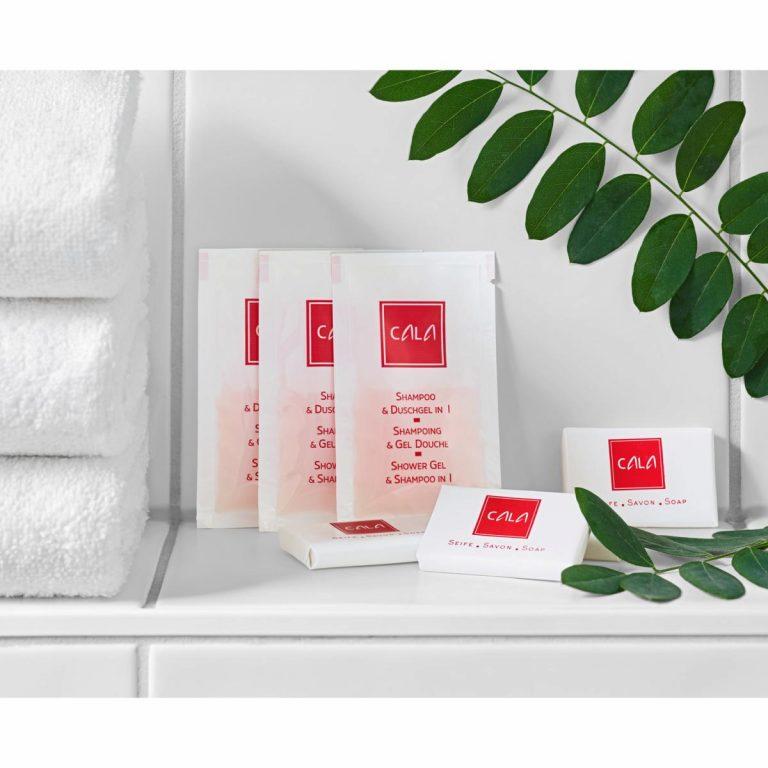 Šampón/Sprchovací gél Cala