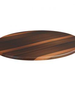Werzalitová stolová doska Douglasie okrúhla