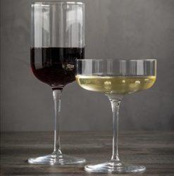 Krištáľová séria pohárov SURINA