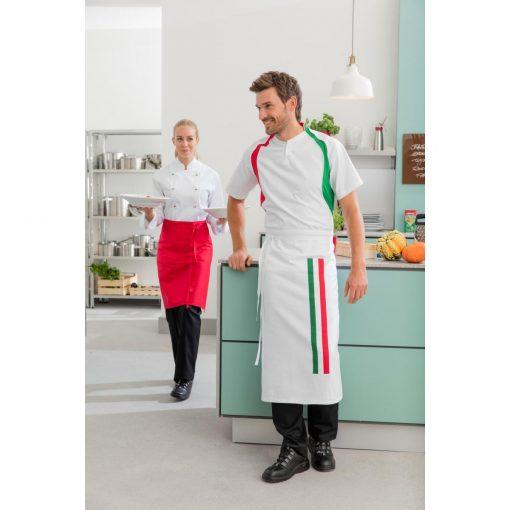 Zástera s talianskou vlajkou